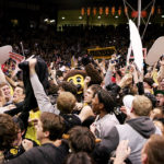 2013 NCAA Basketball Arizona (9) at Colorado