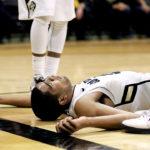 2012 NCAA Basketball Arizona State at Colorado