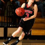 5A Girls Basketball State Championship 2nd Round Fairview at Ralston Valley