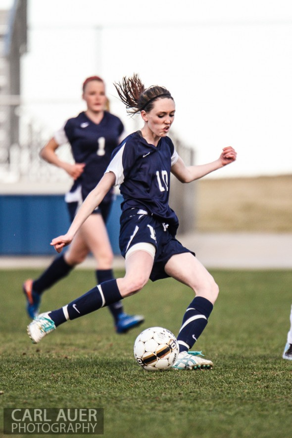 April 3, 2013: The Evergreen Cougars smashed the host Alameda Pirates soccer squad by a margin of 10-0 in Wednesday's league match.