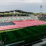 10 Shot - 2013 MLS D.C. United at Colorado - Military Appreciation Night