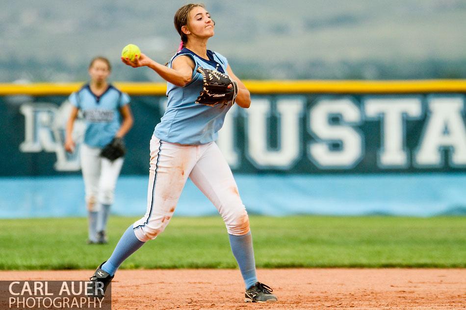 2013 HS Softball - Mountain Vista at Ralston Valley