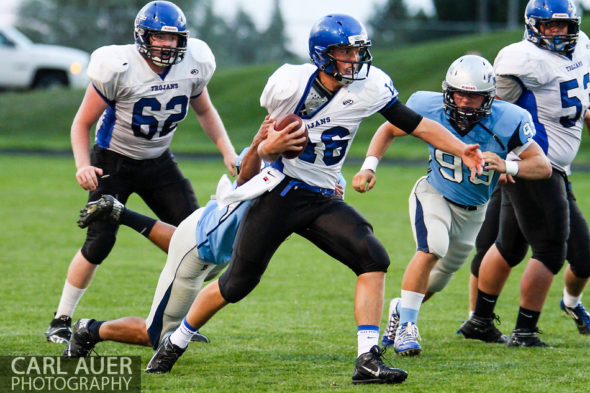 10 Shot - HS Football Longmont at RV