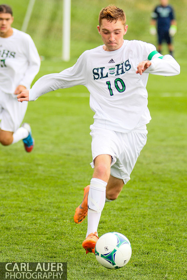 10 Shot - HS Soccer - Golden at Standley Lake