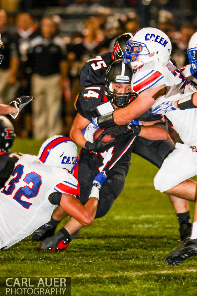 10 Shot - HS Football - Cherry Creek at Pomona