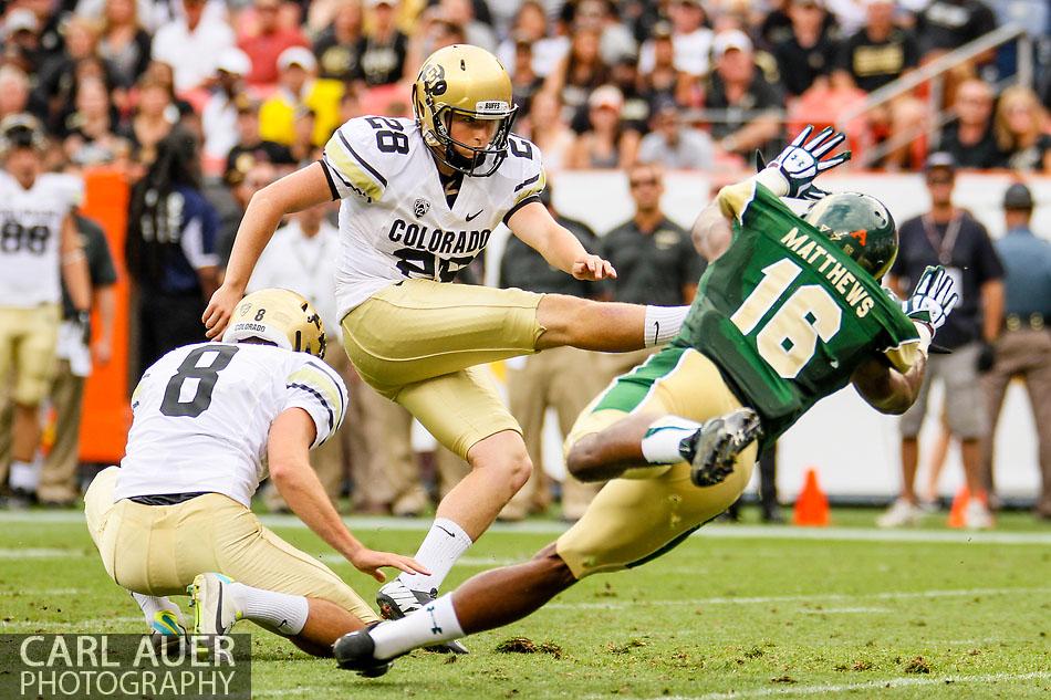 10 Shot -NCAA Football 2013 - Colorado at Colorado State