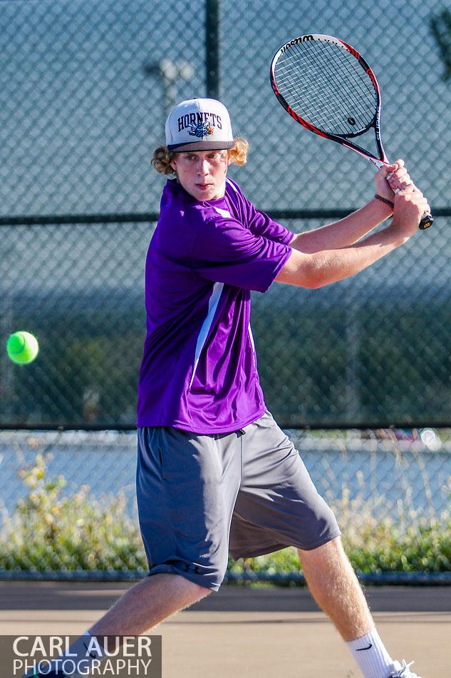 10 Shot - HS Tennis - Arvada West at Ralston Valley