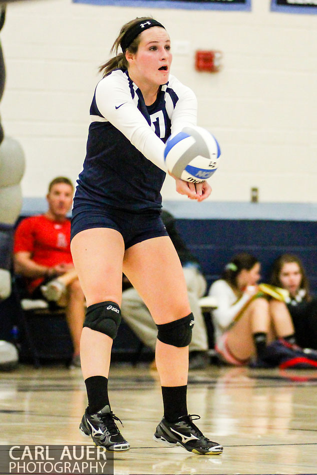 10 Shot - HS Volleyball - Bear Creek at Ralston Valley