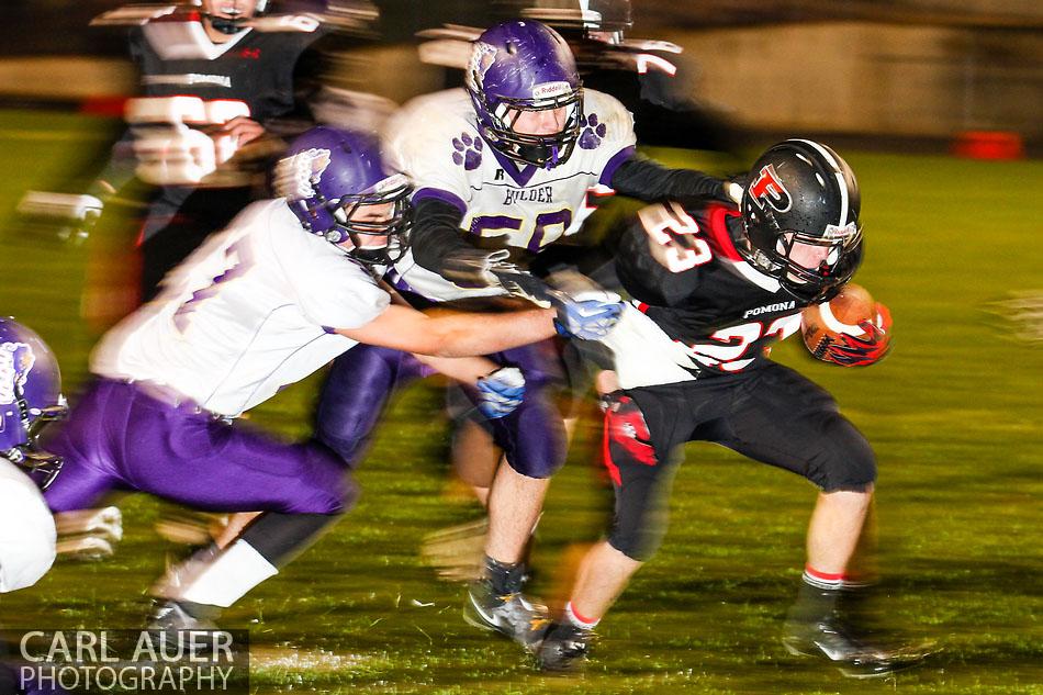 10 Shot - HS Football - Boulder at Pomona