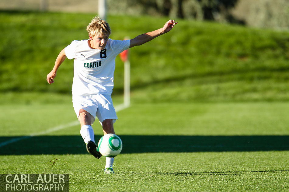 10 Shot - HS Soccer - Green Mountain at Conifer