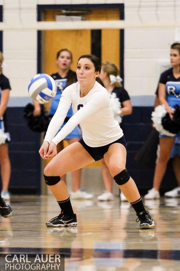 10 Shot - HS Volleyball - Dakota Ridge at Ralston Valley