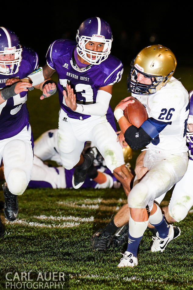 10 Shot - HS Football - Legacy at Arvada West