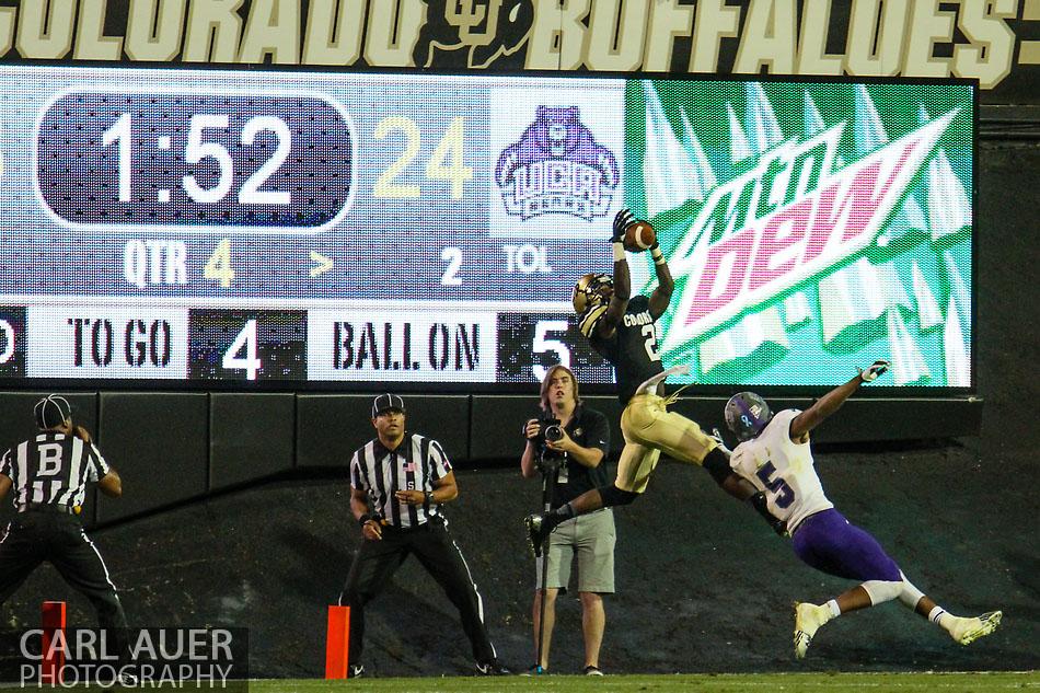10 Shot - NCAA Football - Central Arkansas at Colorado