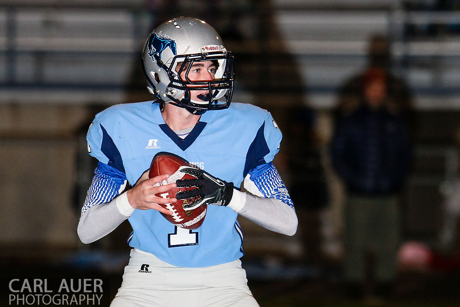 10 Shot - HS Football - Boulder at Ralston Valley