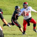 10 Shot - HS Football - Fairview at Pomona
