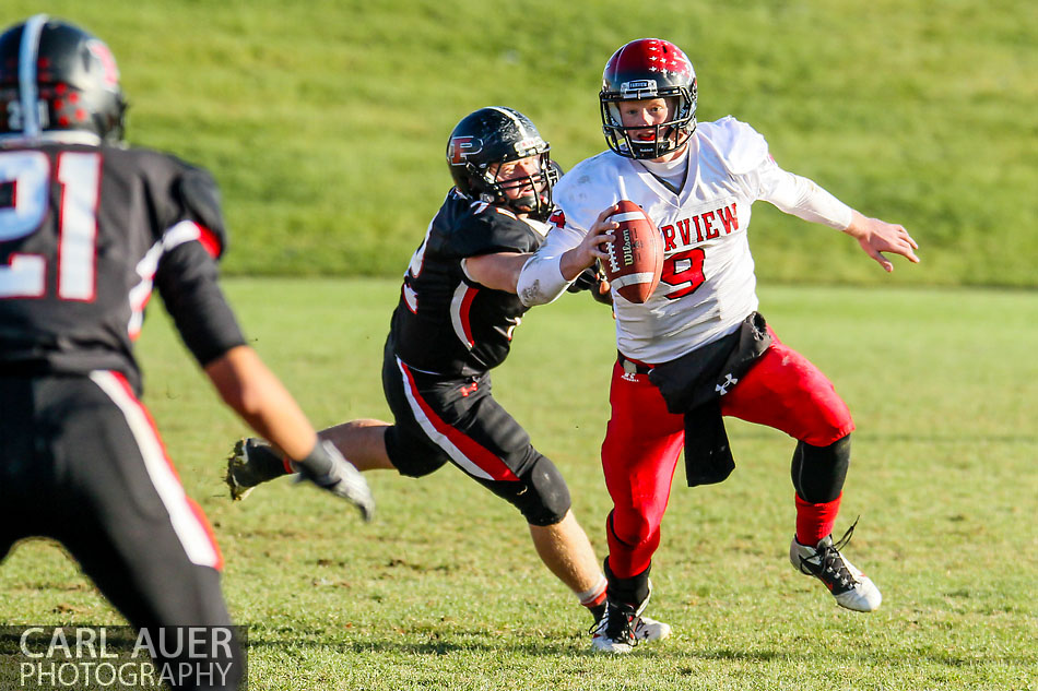 10 Shot - HS Football - Fairview at Pomona
