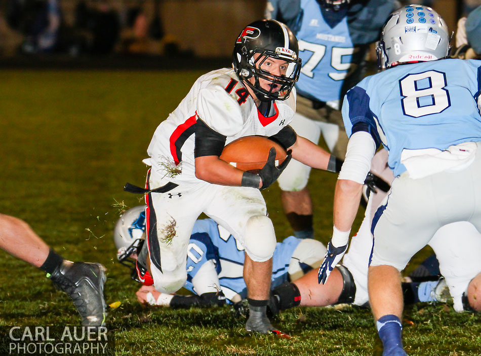 10 Shot - HS Football - Pomona at Ralston Valley