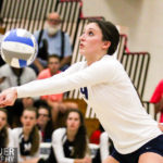 10 Shot - HS Volleyball - Arvada West at Ralston Valley