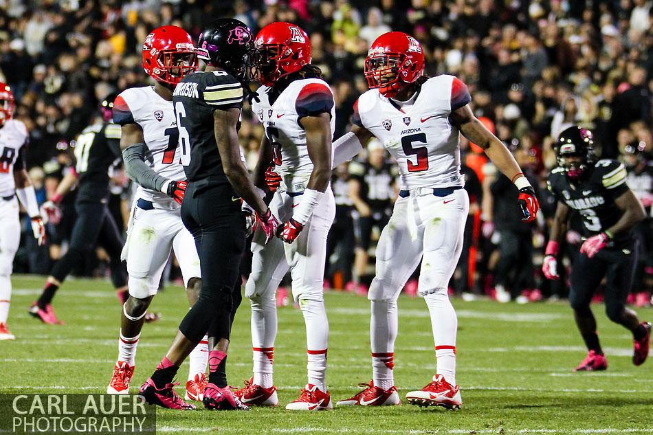 10 Shot - NCAA Football - Arizona at Colorado