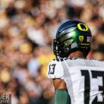10 Shot - NCAA Football - Oregon at Colorado
