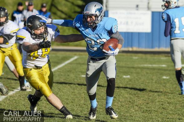 10 Shot - HS Football - Arapahoe at Ralston Valley
