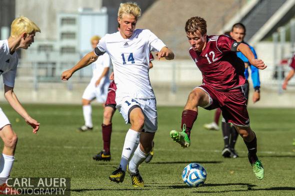 10 Shot - HS Soccer - Cheyenne Mountain at Air Academy