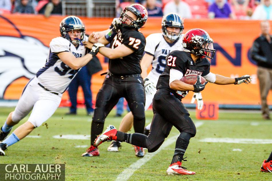10 Shot - HS Football - 5A State Championship