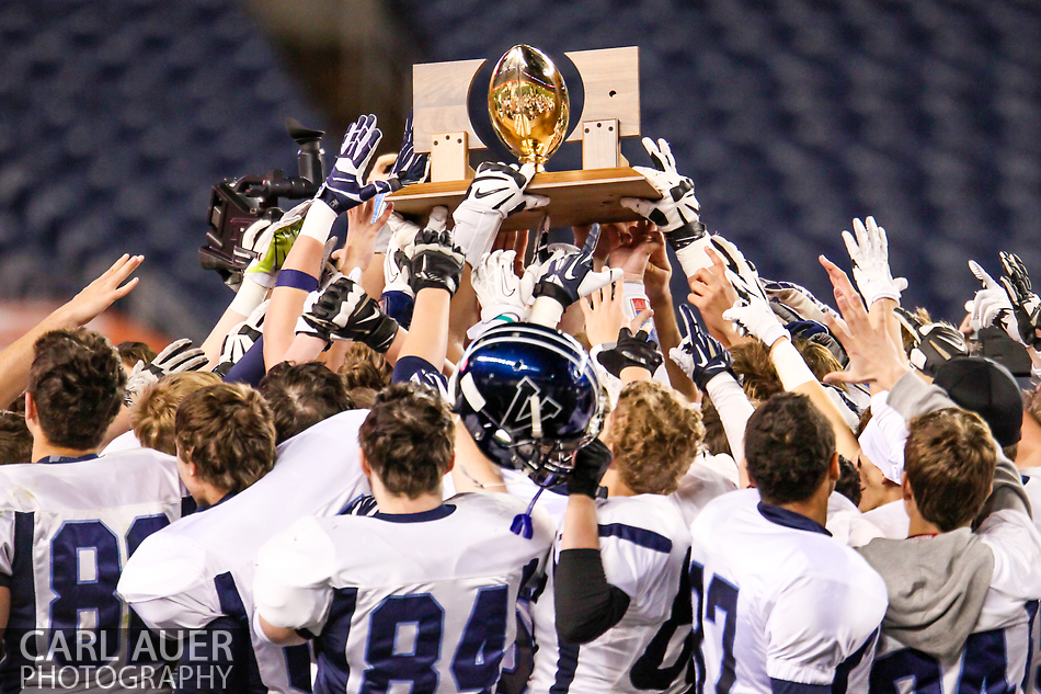 10 Shot - HS Football - 5A State Championship