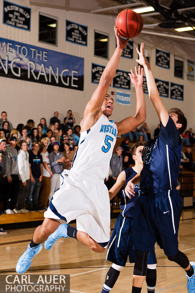 10 Shot - HS Basketball - Valor Christian at Ralston Valley