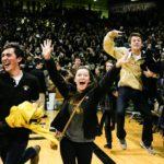 NCAA Basketball - Kansas at Colorado