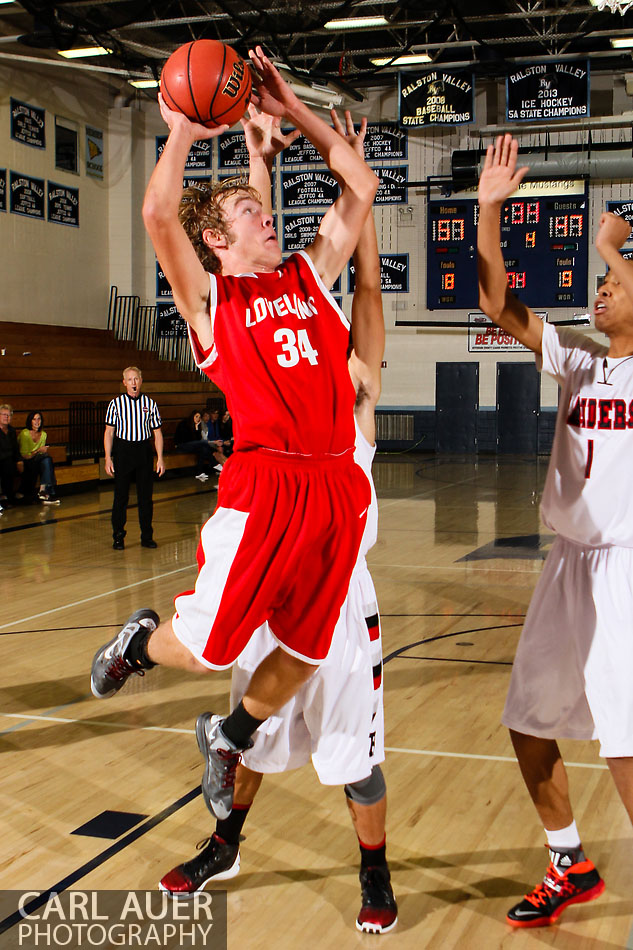 10 Shot - HS Basketball - Loveland at Rangeview