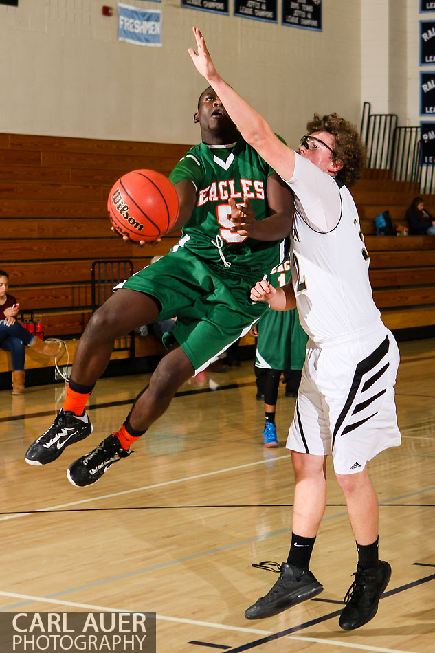 10 Shot - HS Basketball - Adams City at Rock Canyon