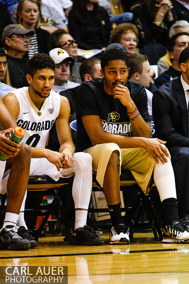 NCAA Basketball - USC at Colorado