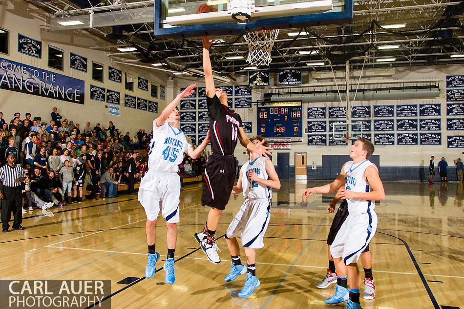 10 Shot - HS Basketball - Pomona at RV