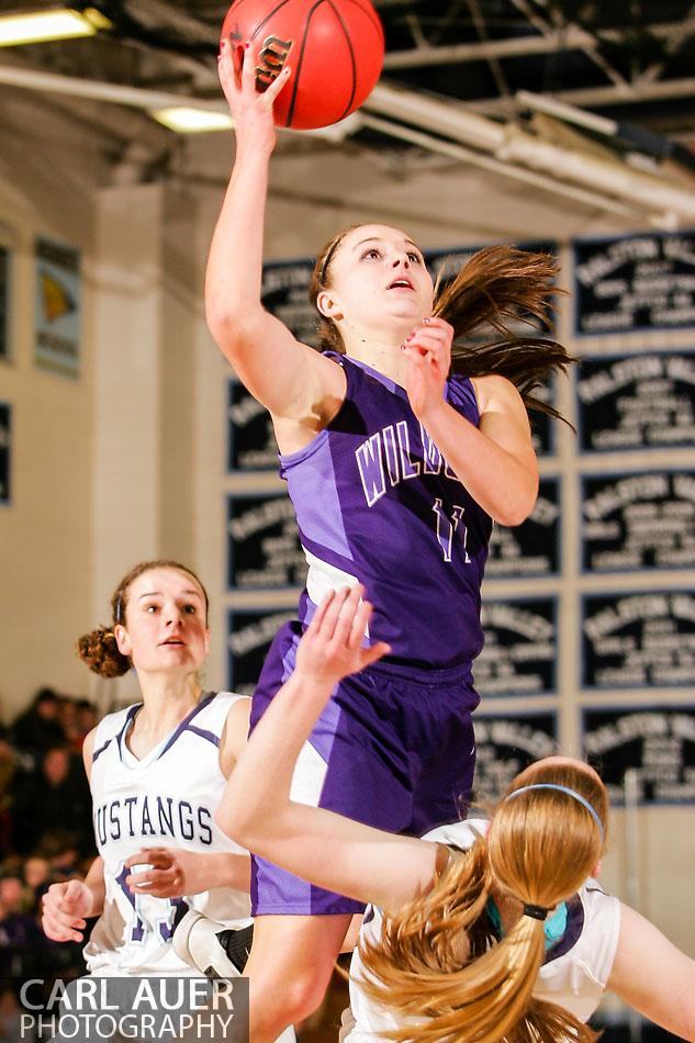 10 Shot - HS Girls Basketball - Arvada West at RV