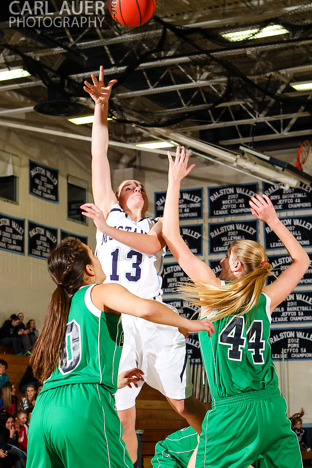 10 Shot - HS Girls Basketball - Standley Lake at RV