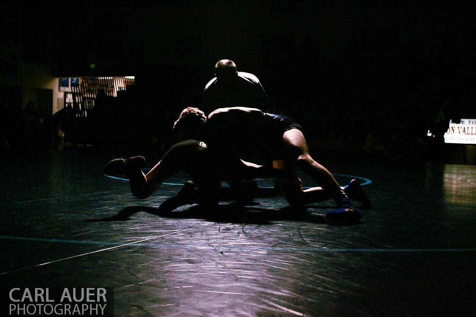 10 Shot - HS Wrestling - Monarch at RV