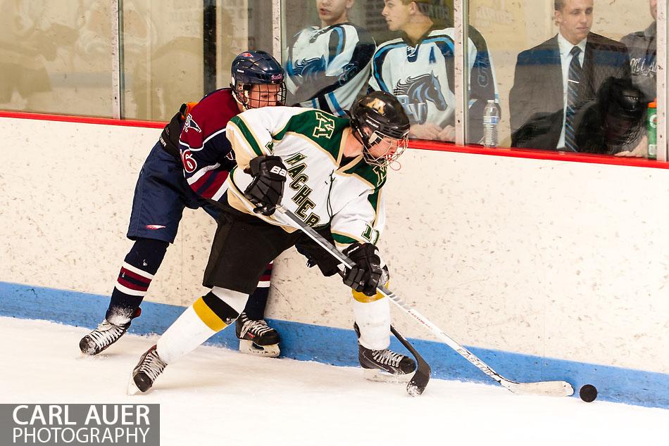10 Shot - HS Hockey - Dakota Ridge at Bishop Machebeuf