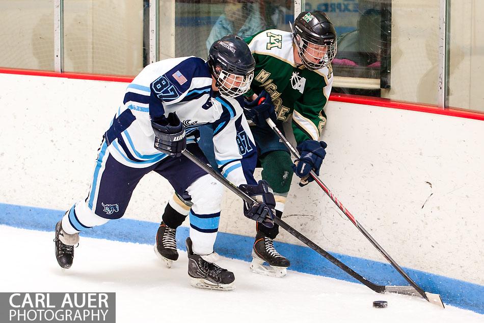 10 Shot - HS Hockey - Bishop Machebeuf at Ralston Valley