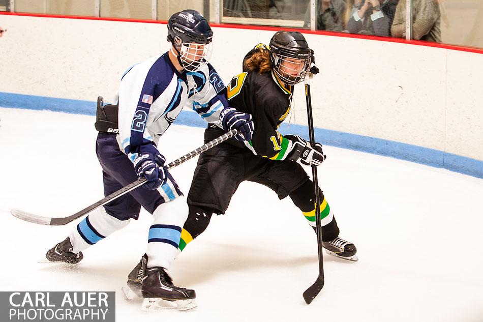 10 Shot - HS Hockey - Pueblo County at Ralston Valley