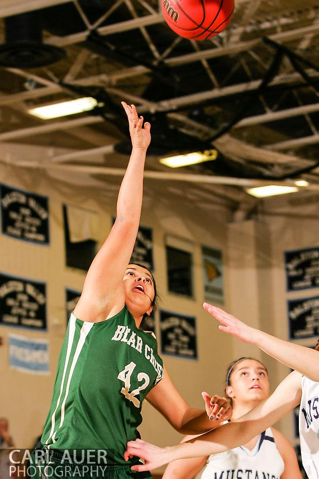 10 Shot - HS Girls Basketball - Bear Creek at RV