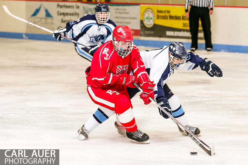 10 Shot - HS Hockey - Regis Jesuit at RV