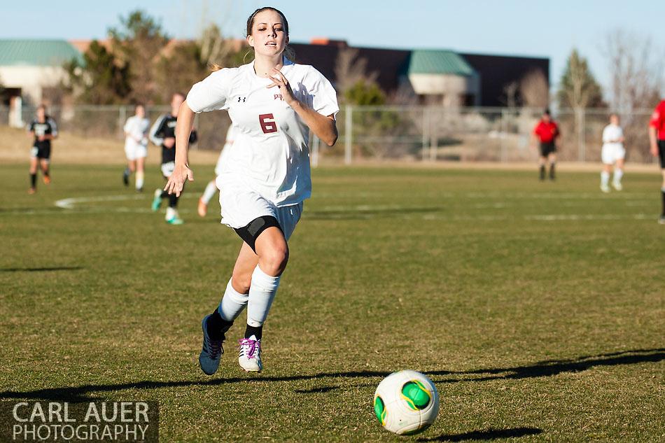 10 Shot - HS Girls Soccer - Lakewood at Golden