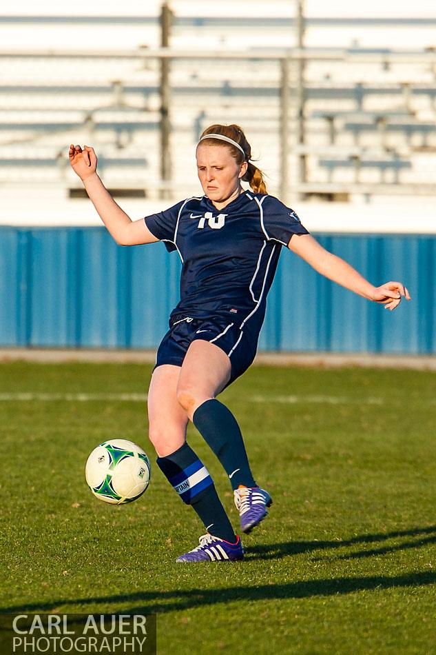 Arvada West Girls Soccer vs Ralston Valley - 10 Shot