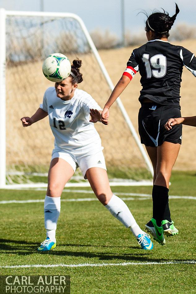 Arvada West Girls Soccer vs Montbello - 10 Shot