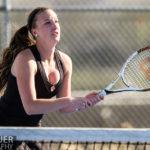 Ralston Valley Girls Tennis vs Lakewood - 10 Shot