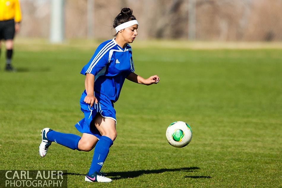 Golden Demons Girls Soccer vs Alameda - 10 Shot