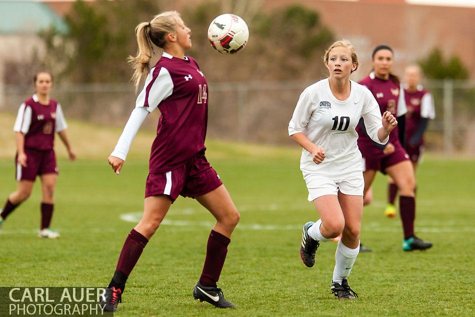 Golden Demons Girls Soccer vs Conifer - 10 Shot
