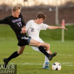 2017 CHSAA Boys Soccer Arvada West at Chatfield