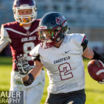 2017 CHSAA Football Chatfield at Golden